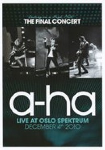 A-Ha - Ending On A High Note (DVD)