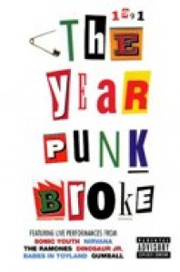 Sonic Youth - 1991:The Year Punk Broke (DVD)