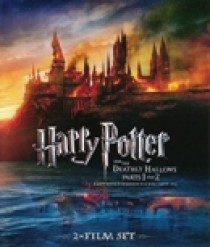 Harry Potter 7 - And the deathly hallows part 1&2 (Blu-Ray)