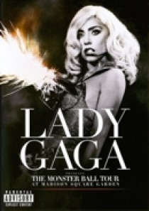 Lady Gaga - Lady Gaga Presents: The Monster Bal (DVD)