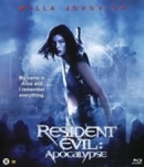 Resident evil 2 - Apocalypse (Blu-Ray)