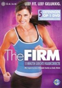 Gaiam - The Firm - 10 Minuten Gerichte Figuurcorr (DVD)