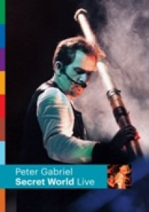 Peter Gabriel - Secret World (DVD)