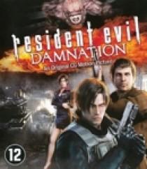 Resident evil - Damnation (Blu-Ray)