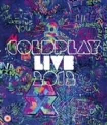 Coldplay - Live 2012 Bright Lights (Blu-Ray)
