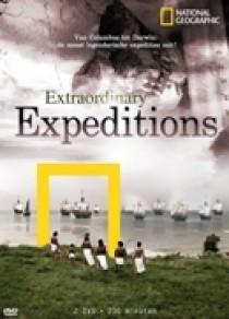 National Geographic - Bijzondere expedities (DVD)