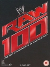 WWE - Top 100 Raw Moments (DVD)