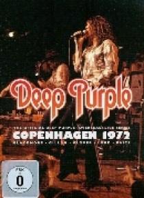 Deep Purple - Copenhagen 1972 (DVD)