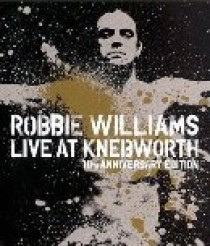 Robbie Williams - Live at Knebworth, 10th anniversary (Blu-Ray)