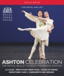 Frederick Ashton - Ashton Celebration (Blu-Ray)