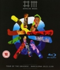 Depeche Mode - Tour Of The Universe: Barcelon (Blu-Ray)