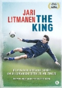 Jari Litmanen - The king (DVD)