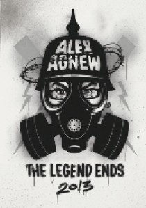 Alex Agnew - The Legend Ends (DVD)