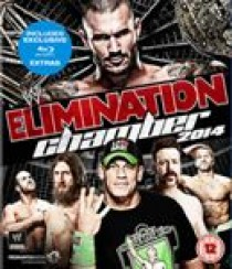 WWE - Elimination Chamber 2014 (Blu-Ray)