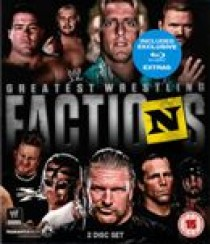 WWE - Wrestling Factions (Blu-Ray)