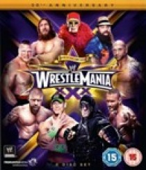 WWE - Wrestlemania 30 (Blu-Ray)