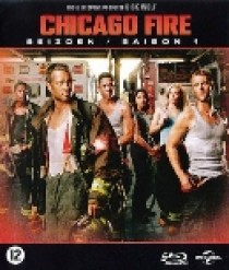 Chicago fire - Seizoen 1 (Blu-Ray)