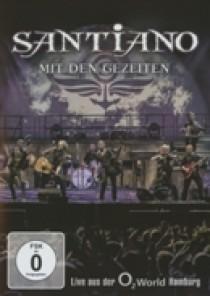 Santiano - Mit Den Gezeiten - Live Aus Der O2 (DVD)