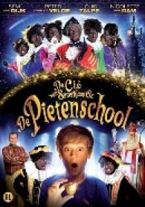 Club van Sinterklaas - De pietenschool (DVD)