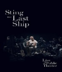 Sting - The Last Ship (Live) (Blu-Ray)