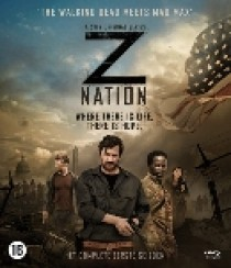 Z-nation - Seizoen 1 (Blu-Ray)