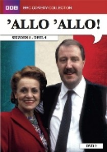 Allo allo - Seizoen 5 deel 4 (DVD)