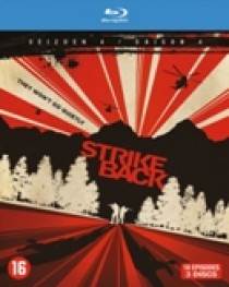 Strike back - Seizoen 4 (Blu-Ray)