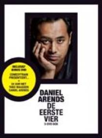 Daniel Arends - De eerste vier (DVD)